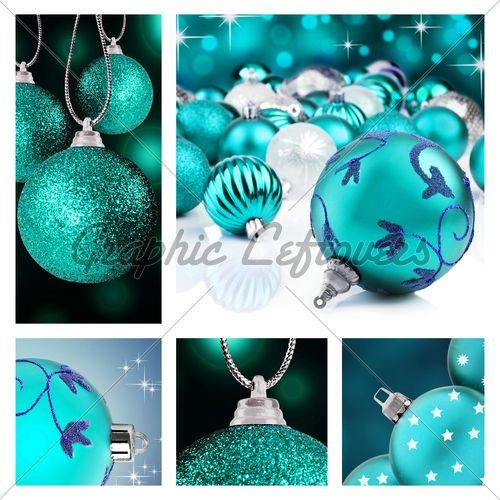 Blue Christmas Decorations - Bing Images