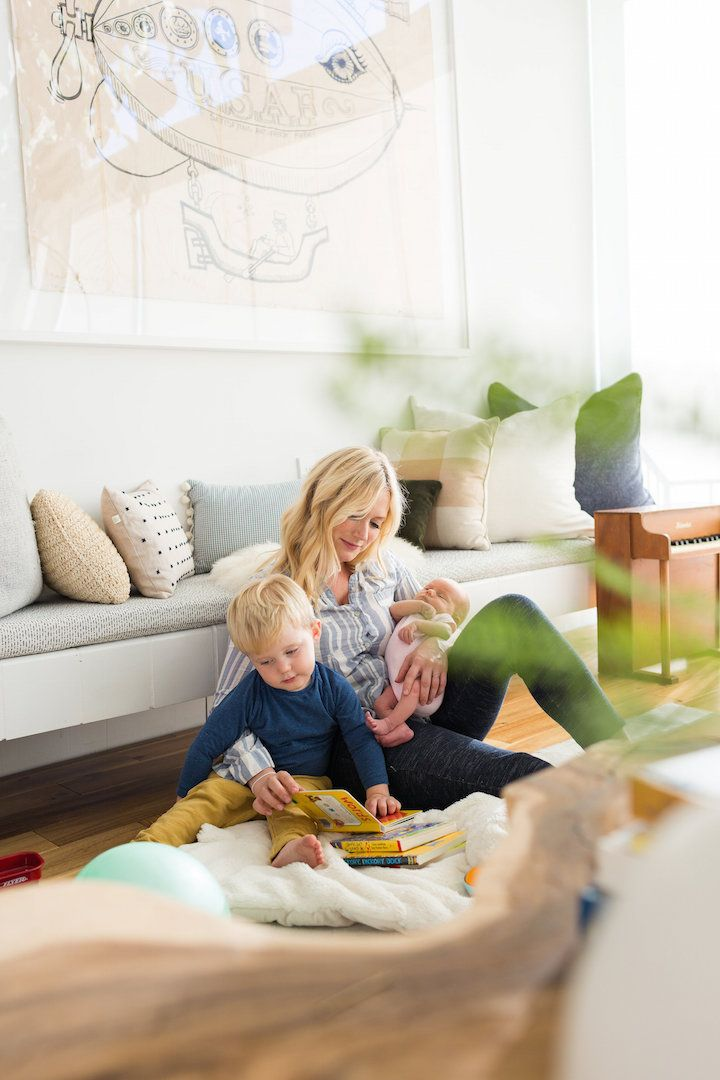 One of the biggest contradictions about parenting is how much you want a particularly phase to pass without having time go by. The two kids under two thing is a game changer and life is NUTS and yet I want time to stand still without them getting a day older. There are some days that... Read More …