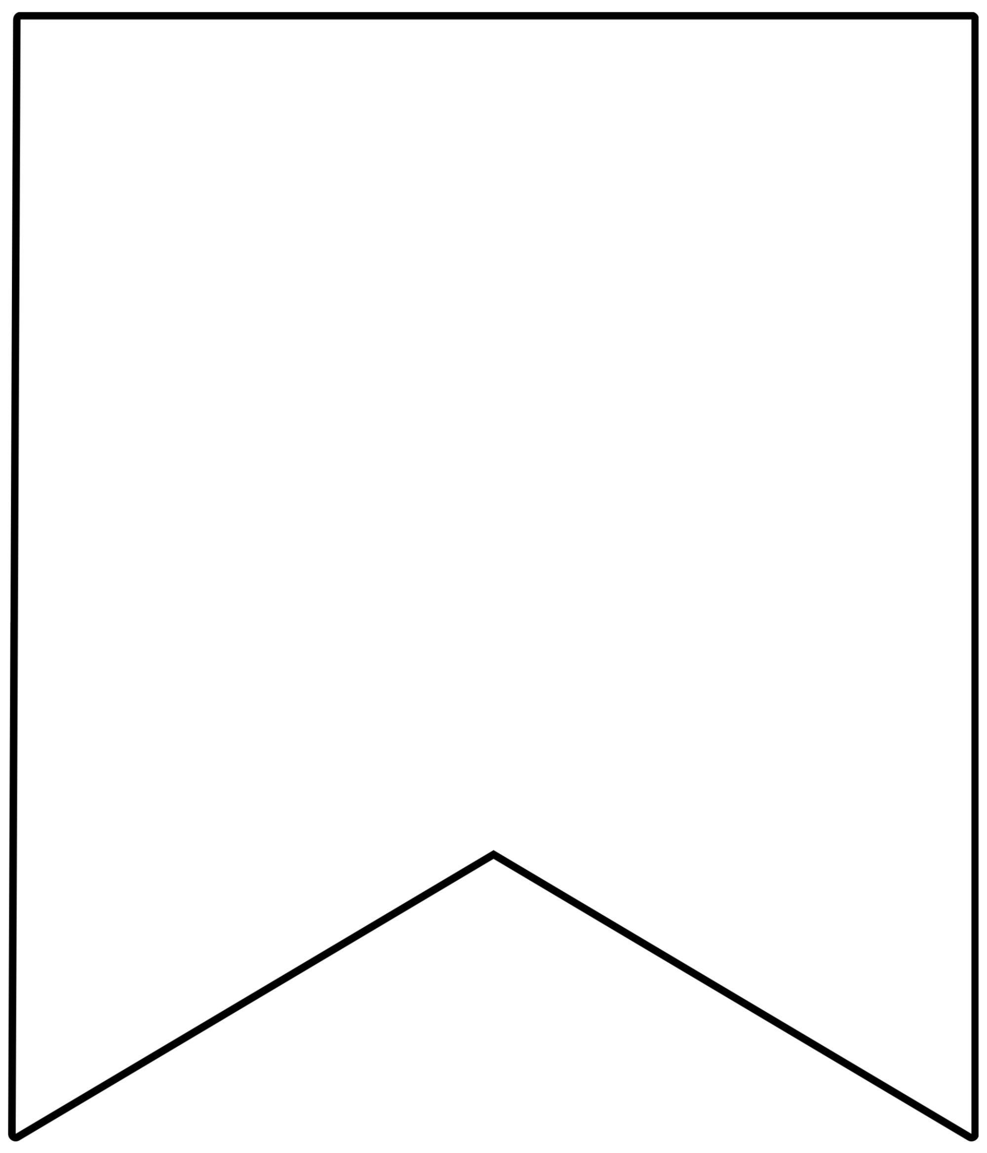 Free Printable Banner Templates Blank Banners Printable Banner