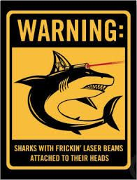 Sharks With Laser Beams Sharks Austin Powers Quotes Austin