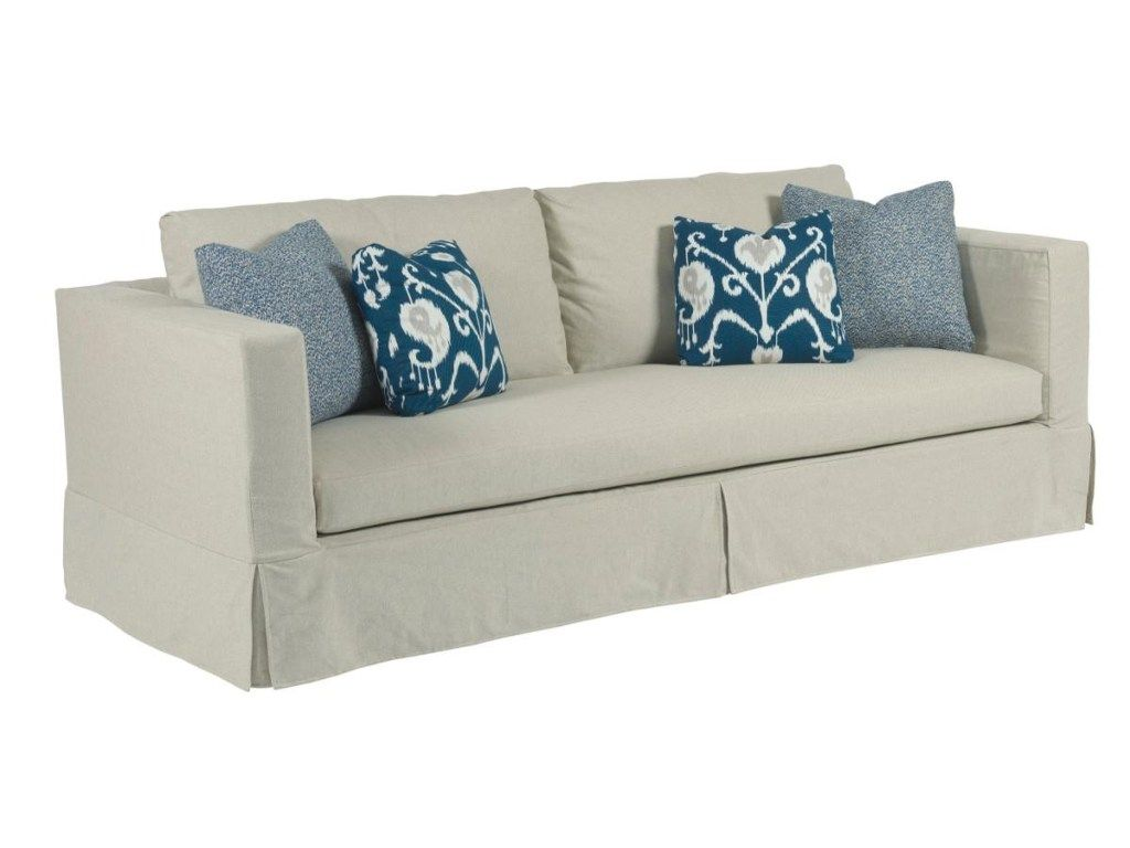 Astonishing Sydney Modern Slipcover Sofa With Kick Pleat Skirt By Ibusinesslaw Wood Chair Design Ideas Ibusinesslaworg