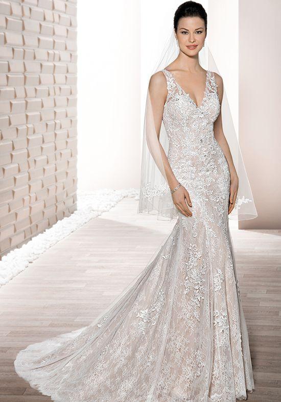 585d45208881 Demetrios 708 Mermaid Wedding Dress