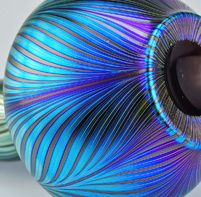 Loetz phanomen genre vase