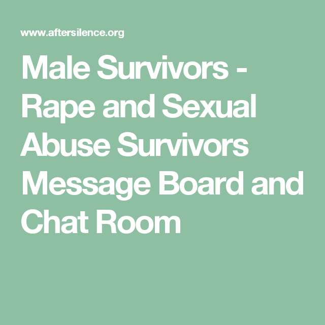 Chat rooms for domestic violence victims