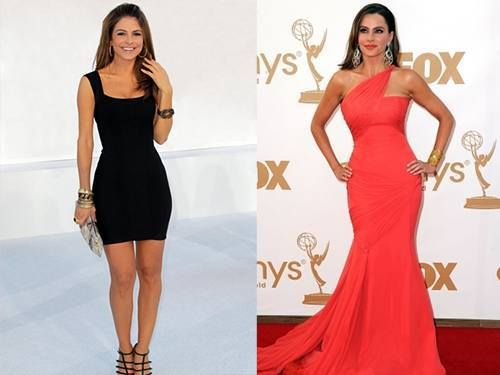 Stars with the ultimate hourglass figure (20 photos ...