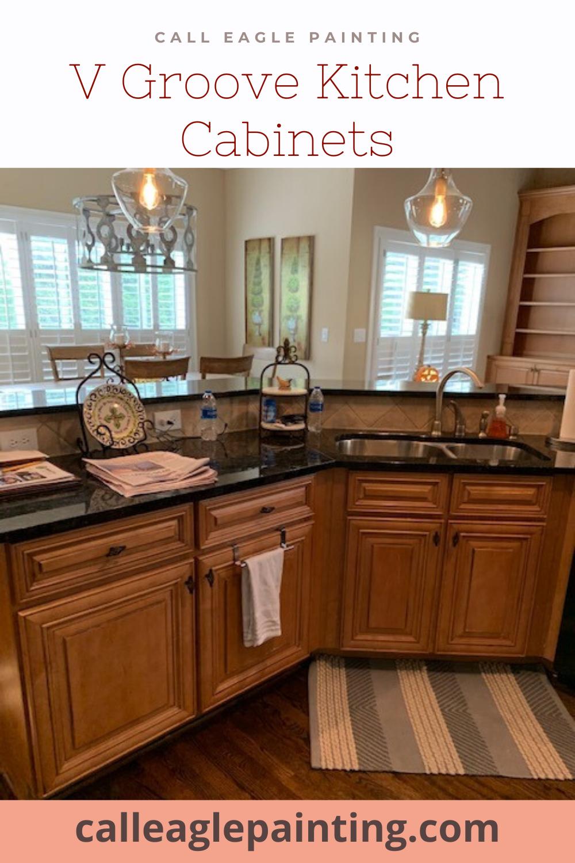 Kitchen Cabinet Painting Atlanta,GA - Repainting Kitchen ...