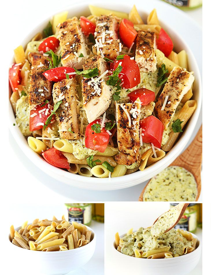 15 Quick Easy Dinner Recipes For Family Food Pinterest Pasta