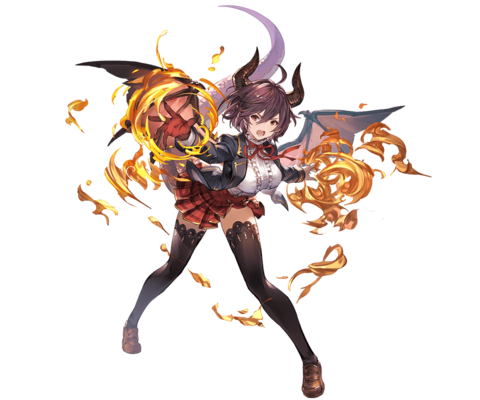 Grea Event Granblue Fantasy Wiki Dragon Girl Anime Monsters Anime Fanart