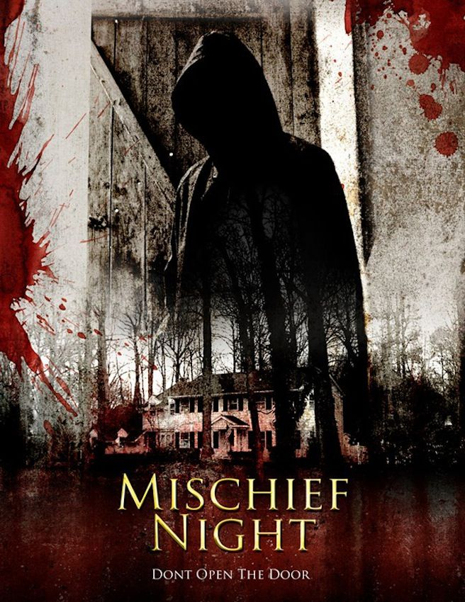 Mischief Night Horror Posters Horror Movie Posters Newest Horror Movies