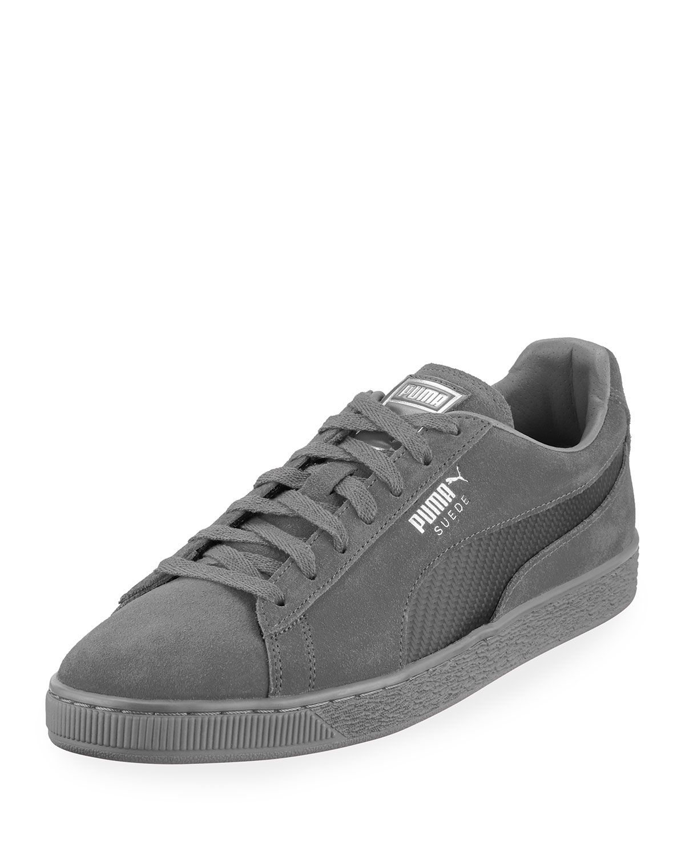 571e17197a7 PUMA MEN S 50 SUEDE LOW-TOP SNEAKERS.  puma  shoes