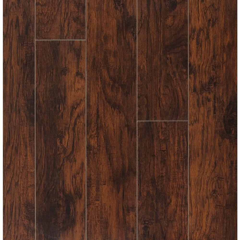 Mocha Hickory Laminate | Floor & Decor | Laminate colours
