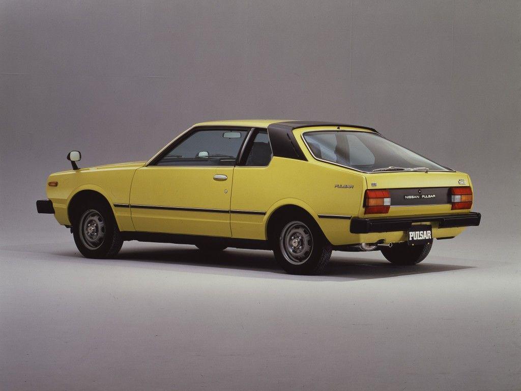 Nissan Pulsar 1400 TS-XE Coupe (N10) '09.1978–05.1980