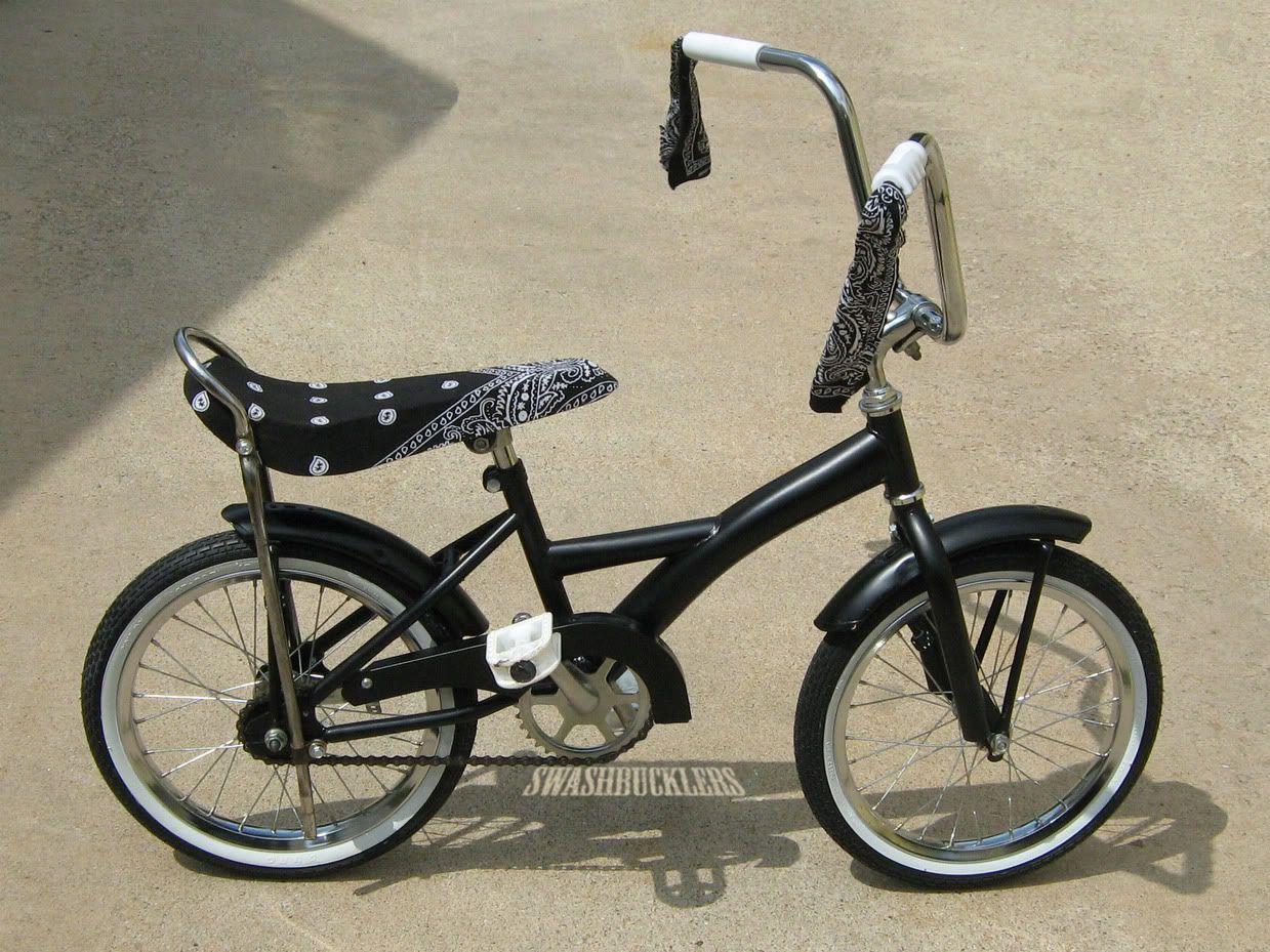 Kids Midnight Black | Lowrider bikes | Pinterest