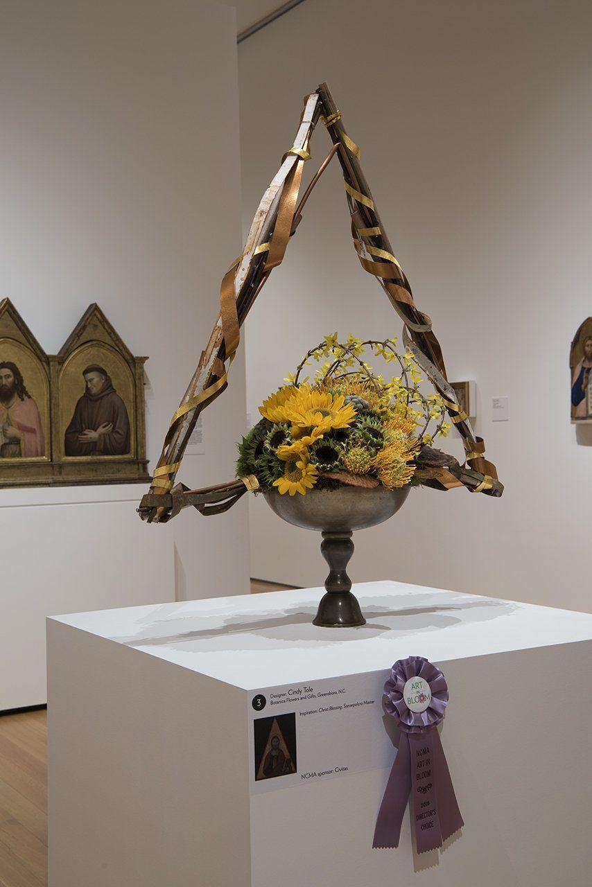 Art in bloom ncma north carolina museum of art art