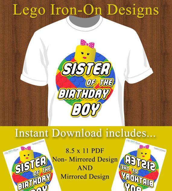 Personalised Name//Word Iron On heat transfer Minecraft Font boys Tshirt