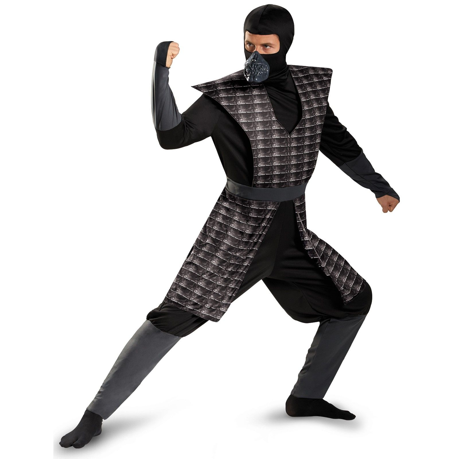 Ninja Warrior Elite Collection Adult Costume Adult