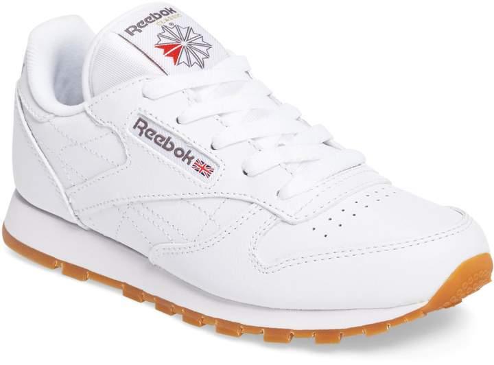 Reebok Chaussures Kid Classics Leather