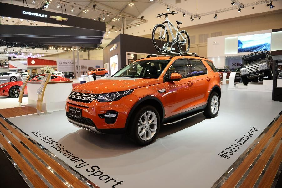 15 Hot Luxury Car Lease Deals Under $400/Month: 2016 Land Rover Discovery  Sport