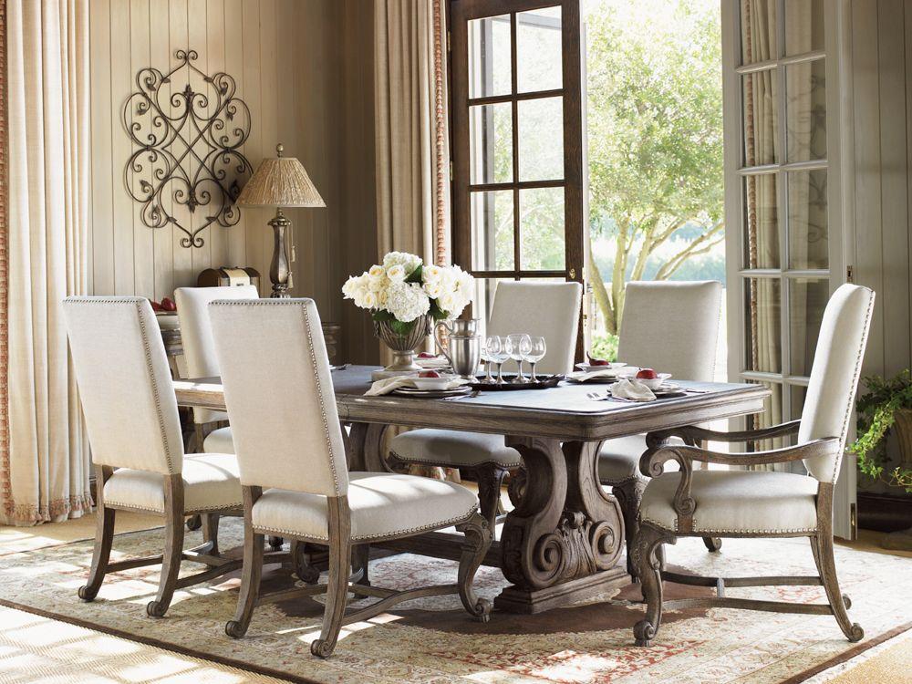 Lexington Home Brands La Tourelle Dining Room Set