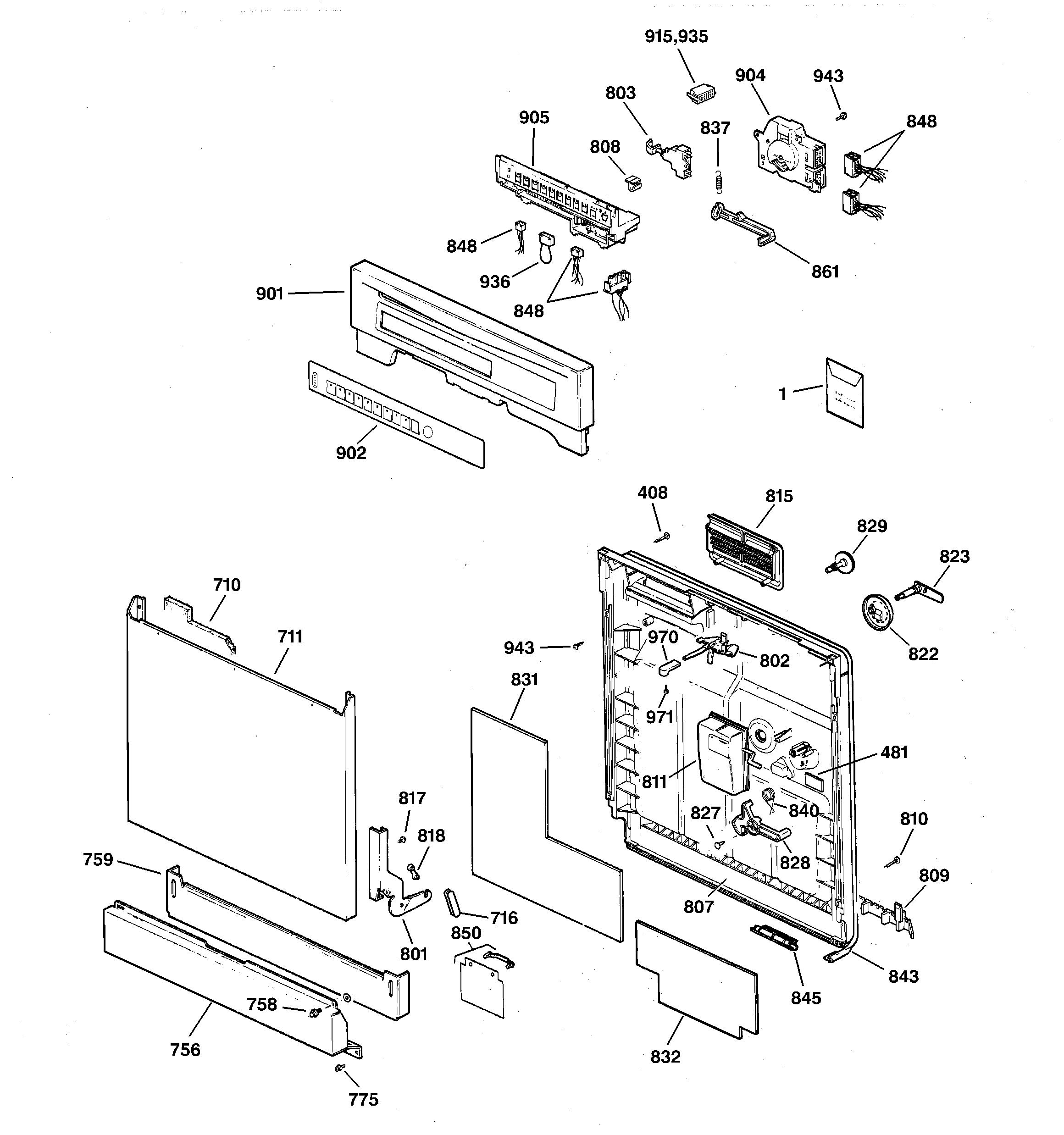 ge dishwasher diagram electrical wiring diagrams gdf520pgd4bb ge dishwasher diagram ge dishwasher diagrams [ 2320 x 2475 Pixel ]