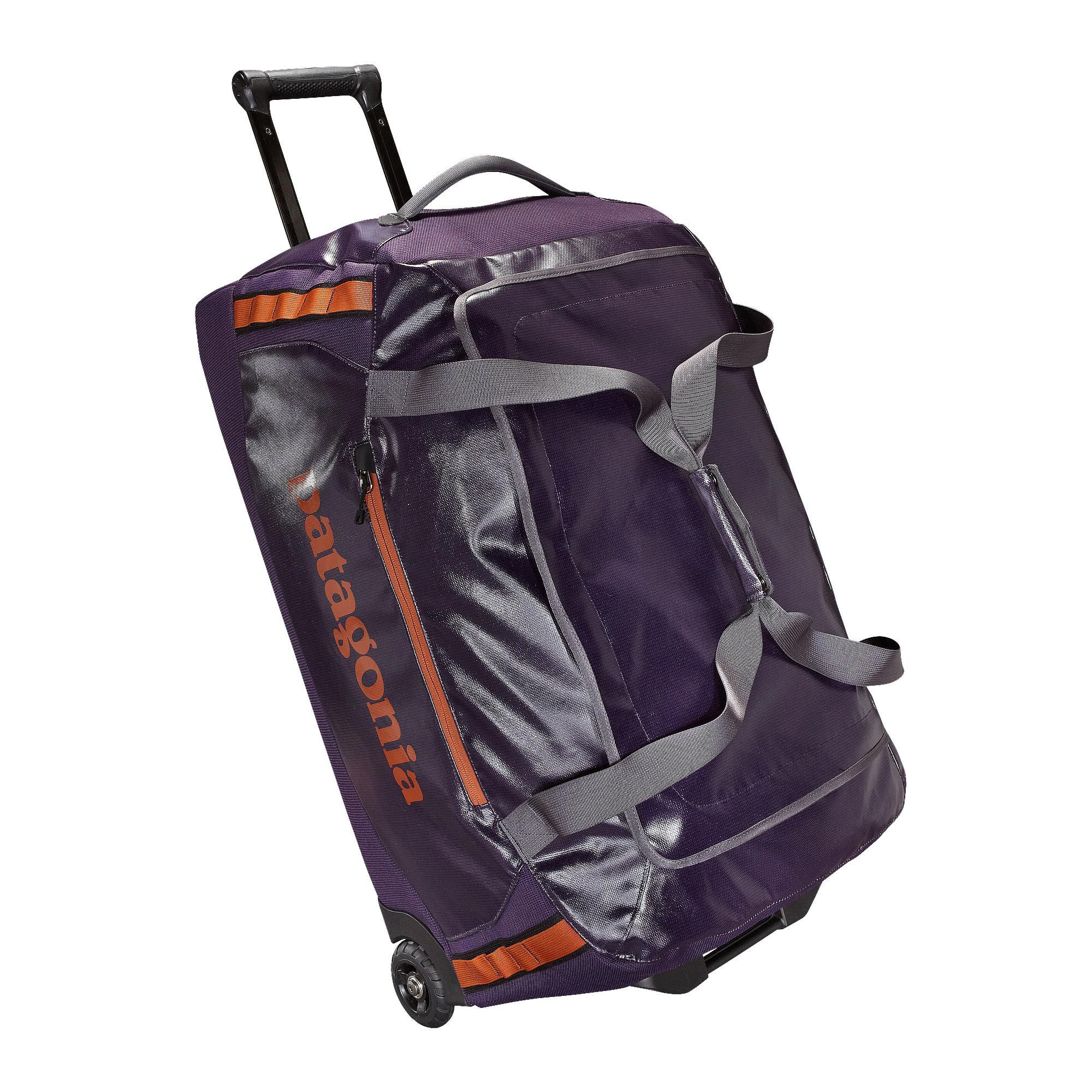 c249eed9f162 Patagonia Black Hole Wheeled Duffel 100L - A highly water-resistant ...