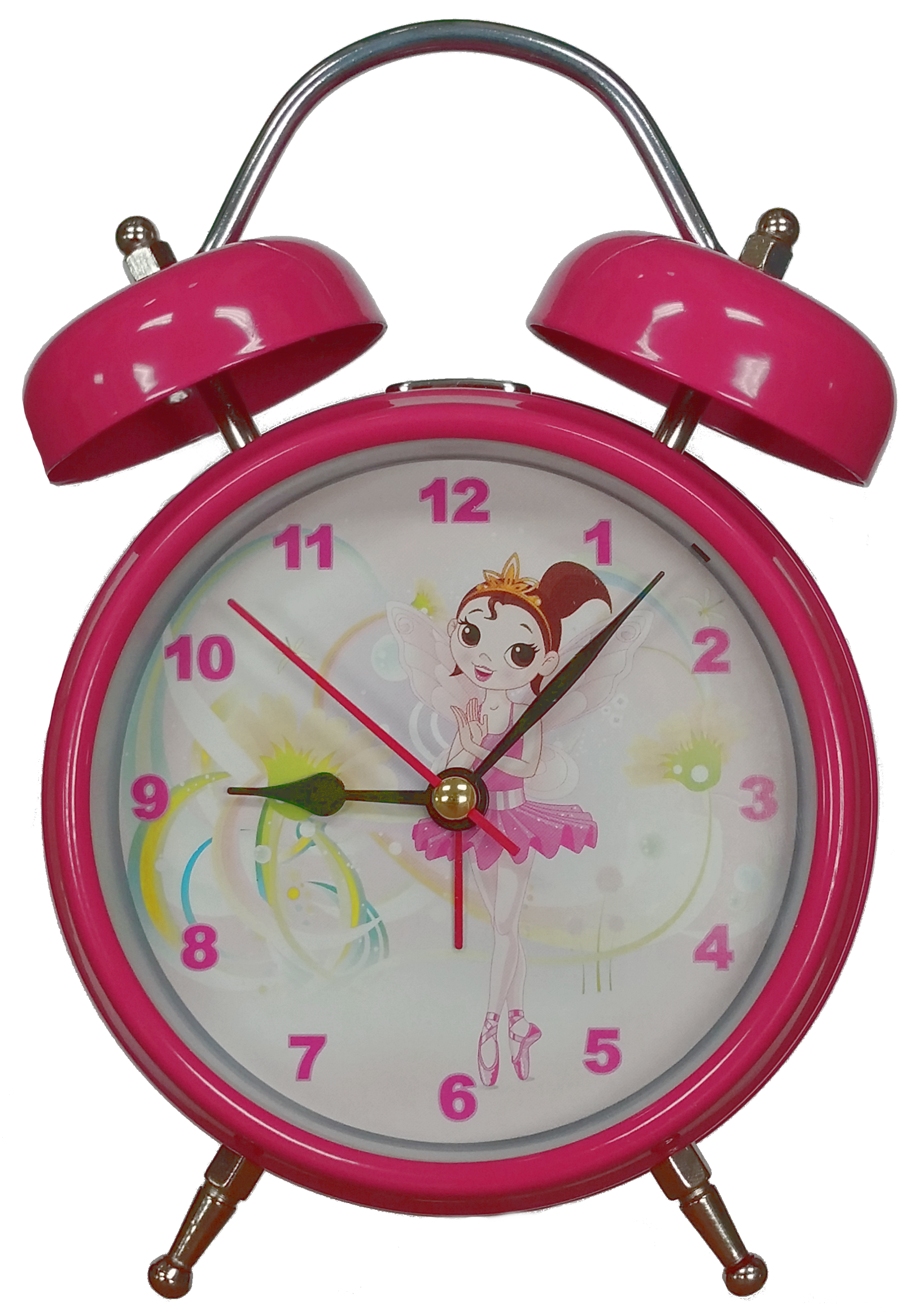 Alarm Clocks Ballerina Alarm Clock Sing Your Name Plays Custom Music Featuring Your Child S Name Unique Alarm Clocks Alarm Clock Clock