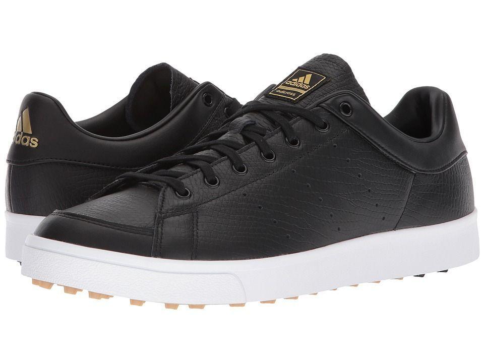 9ccf9ee40718 adidas Golf adiCross Classic Men s Golf Shoes Core Black Footwear White Footwear  White