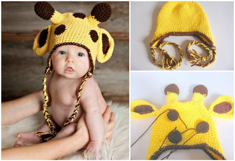 Crochet Baby Hats - 50 Free Crochet Hat Patterns | Mütze