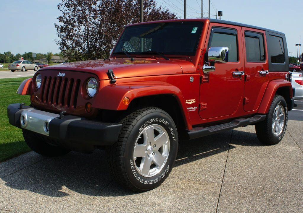 2009 sunburst orange jeep wrangler orange car color. Black Bedroom Furniture Sets. Home Design Ideas