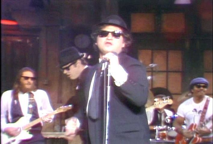 The Blues Brothers November 18, 1978 on SNL.