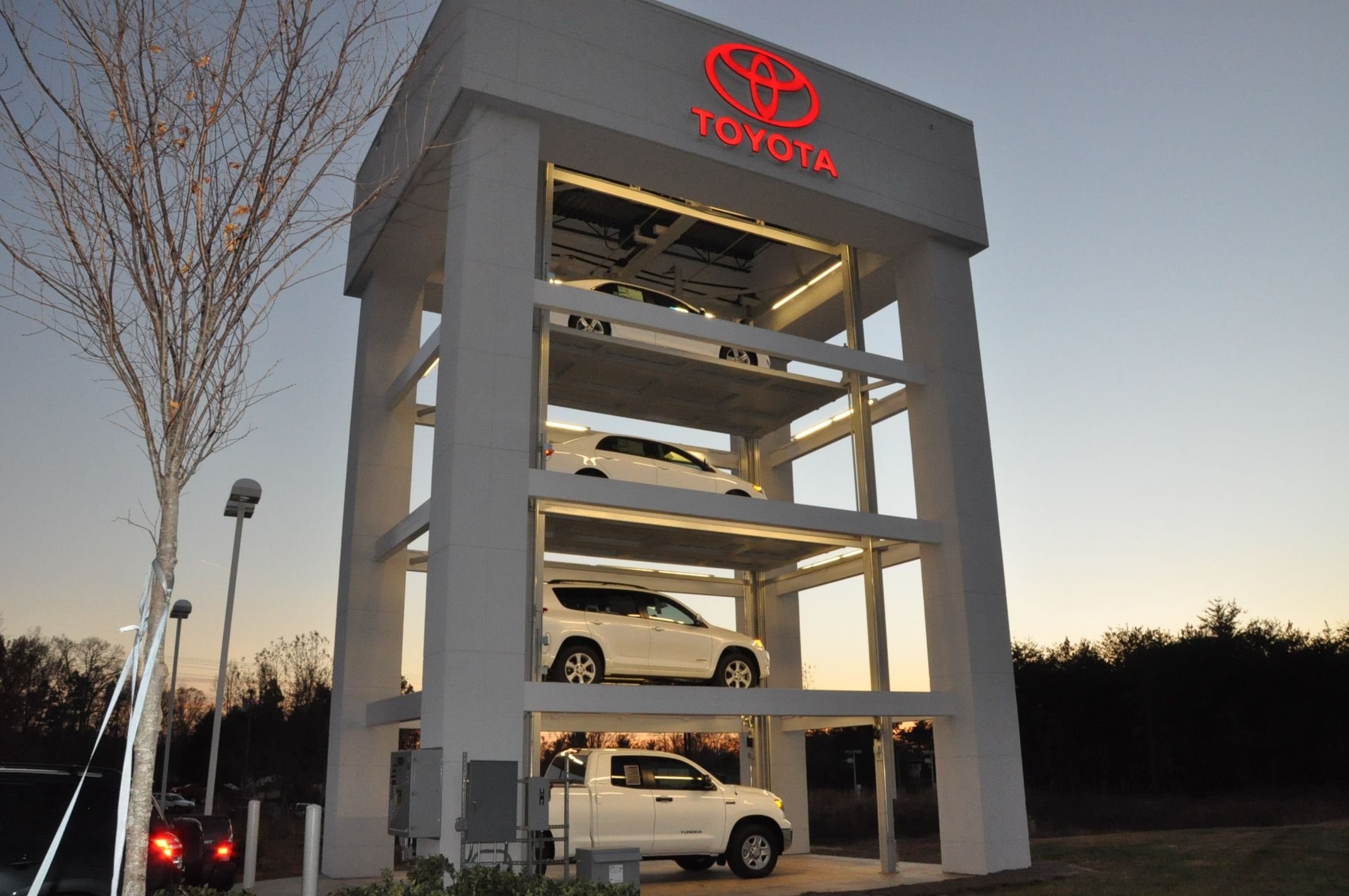 Amazing A Recent Car Tower Picture. Rememberu2026Before You Buy, Give Mike A Try! Mike  Johnsonu0027s Hickory Toyota! 435 US Hwy 70 SE Hickory, NC 28602 828 328 5586