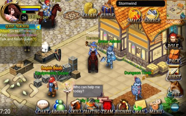 Age Of Dark Kingdom is a Free-to-play Android TBS (turn