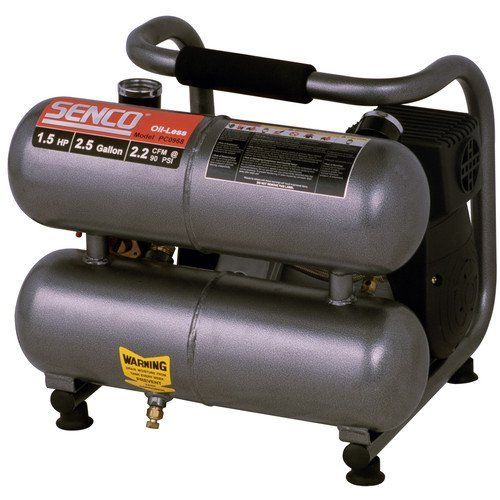 Special Offers Cheap Senco Pc0968 Compressor 1 5 Horsepower Peak 2 5 Gallon In Stock Fr Compressor Best Portable Air Compressor Portable Air Compressor