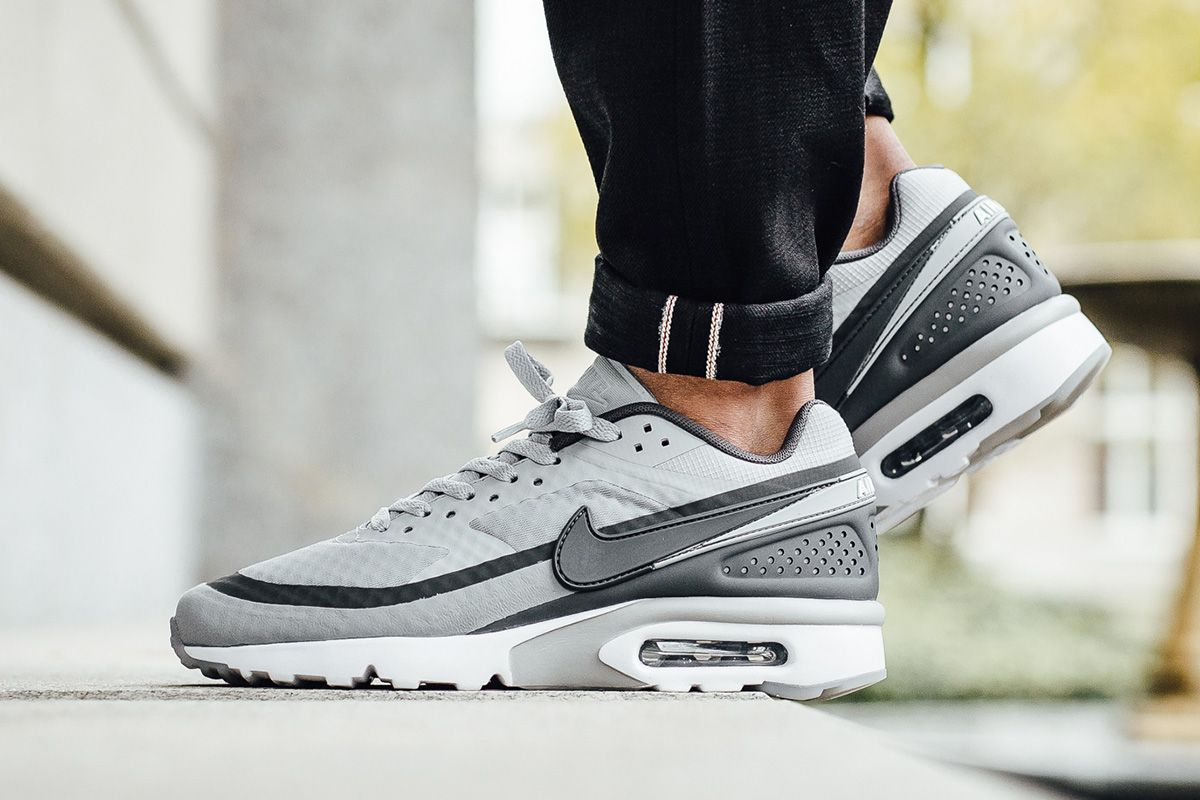 en soldes 3f476 6f59e Shades Of Grey On The Nike Air Max BW Ultra | Kicks | Nike ...