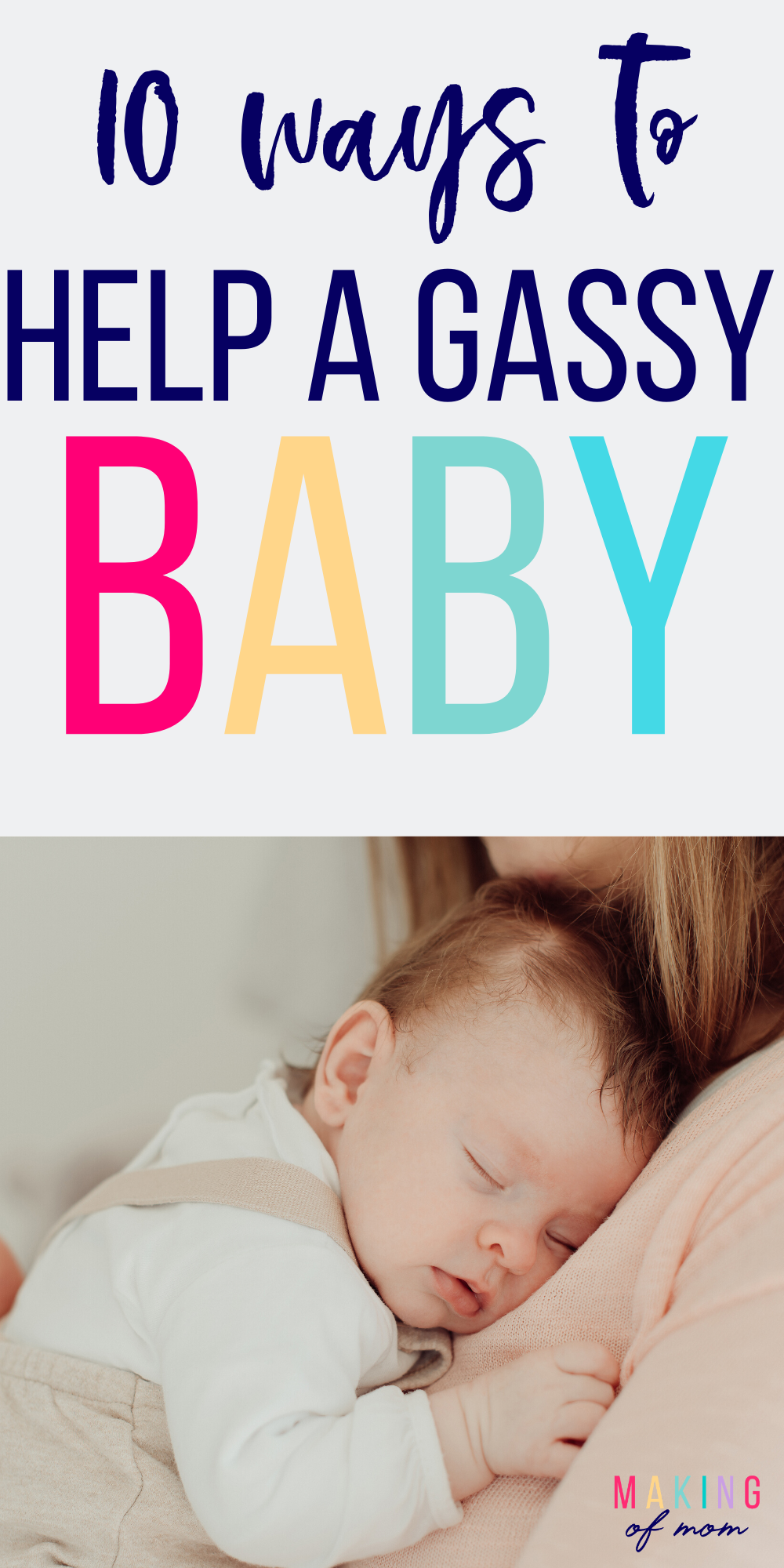 10 Natural Remedies for Baby Gas Relief in 2020 | Baby gas ...