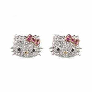 Hello Kitty Earrings!
