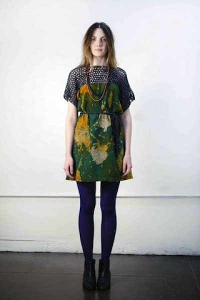 Osei-Duro - Crochet Dress