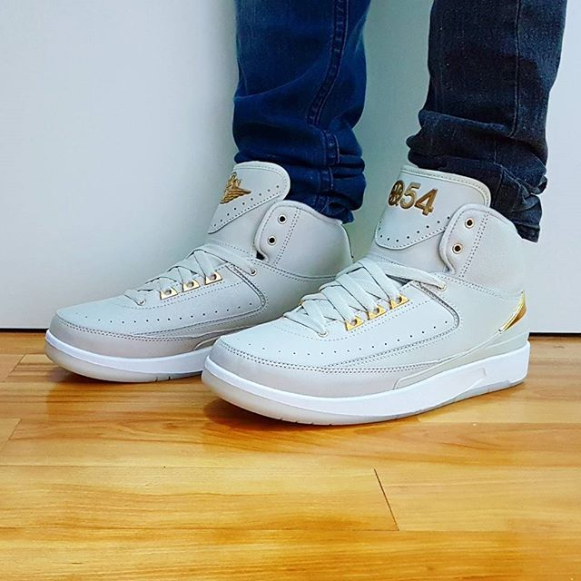 buy popular 8192c c3803 Go check out my Air Jordan 2 Retro Quai 54 on feet channel ...