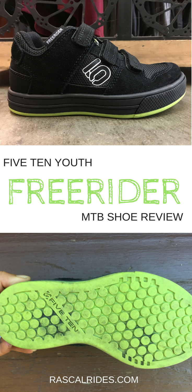 Five Ten Freerider Kids Mountain Bike Shoes Review Kids Mountain