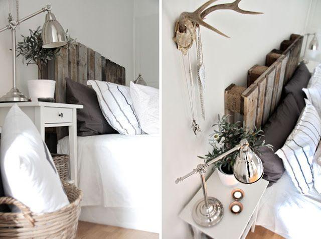 16 desain tempat tidur unik dari kayu pallet bekas teknologi konstruksi arsitektur - Wie Baut Man Ein Kopfteil Aus Paletten