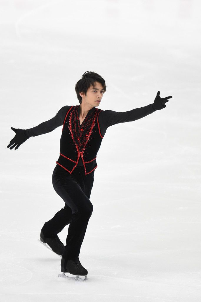 Ryuju Hino Photos: 83rd All Japan Figure Skating Championships - Day 1
