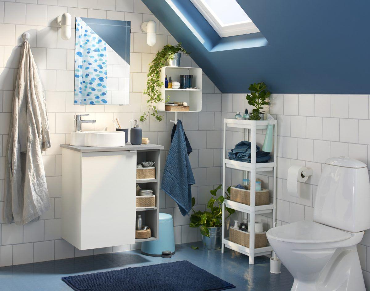 Ikea Arredo Bagno Prezzi.Bagno Ikea 2018 Elementi Di Arredo Mobili Specchio Lavabo Sanitari