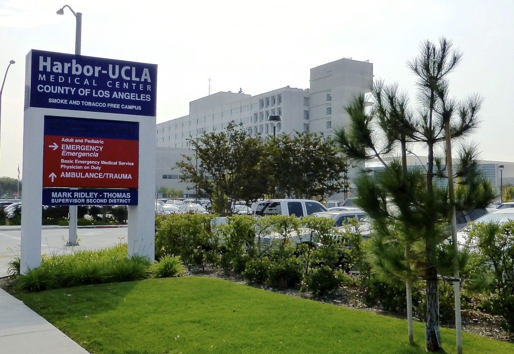 1. Harbor UCLA Medical Center 2. People with mental and physical ...