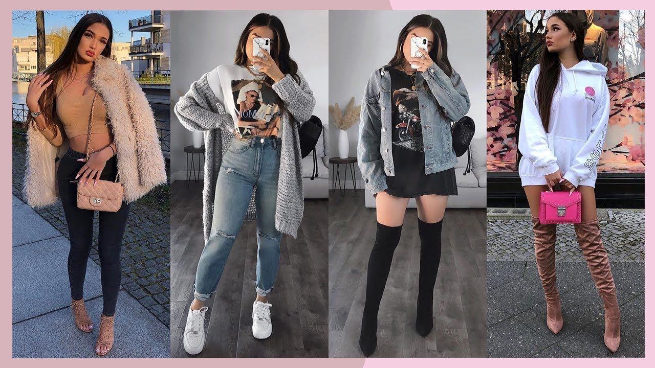 Outfits Juveniles Moda 2020 2021 Ropa Para Adolescentes Moda Otono Inv Moda Otono Ropa Moda Otono Invierno
