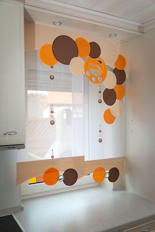 Küche \ Bad « Gardinen Liliya v-ki Pinterest Window and Kitchens - gardine küche modern