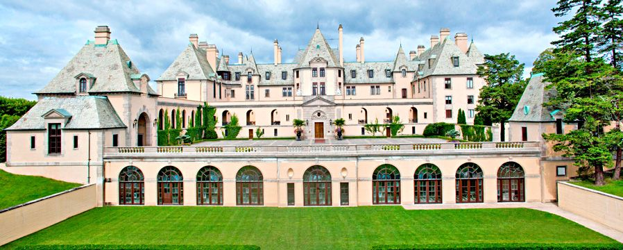 OHEKA Castle Second behind Asheville's Biltmore as the largest private  estate in the nation, OHEKA