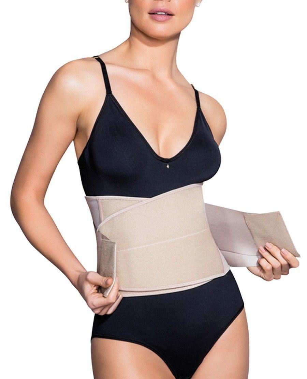 1f5235c13 Cinta modeladora faixa unissex Doctor Secret Cinta modeladora com faixa  regulável que ajuda a diminuir medidas