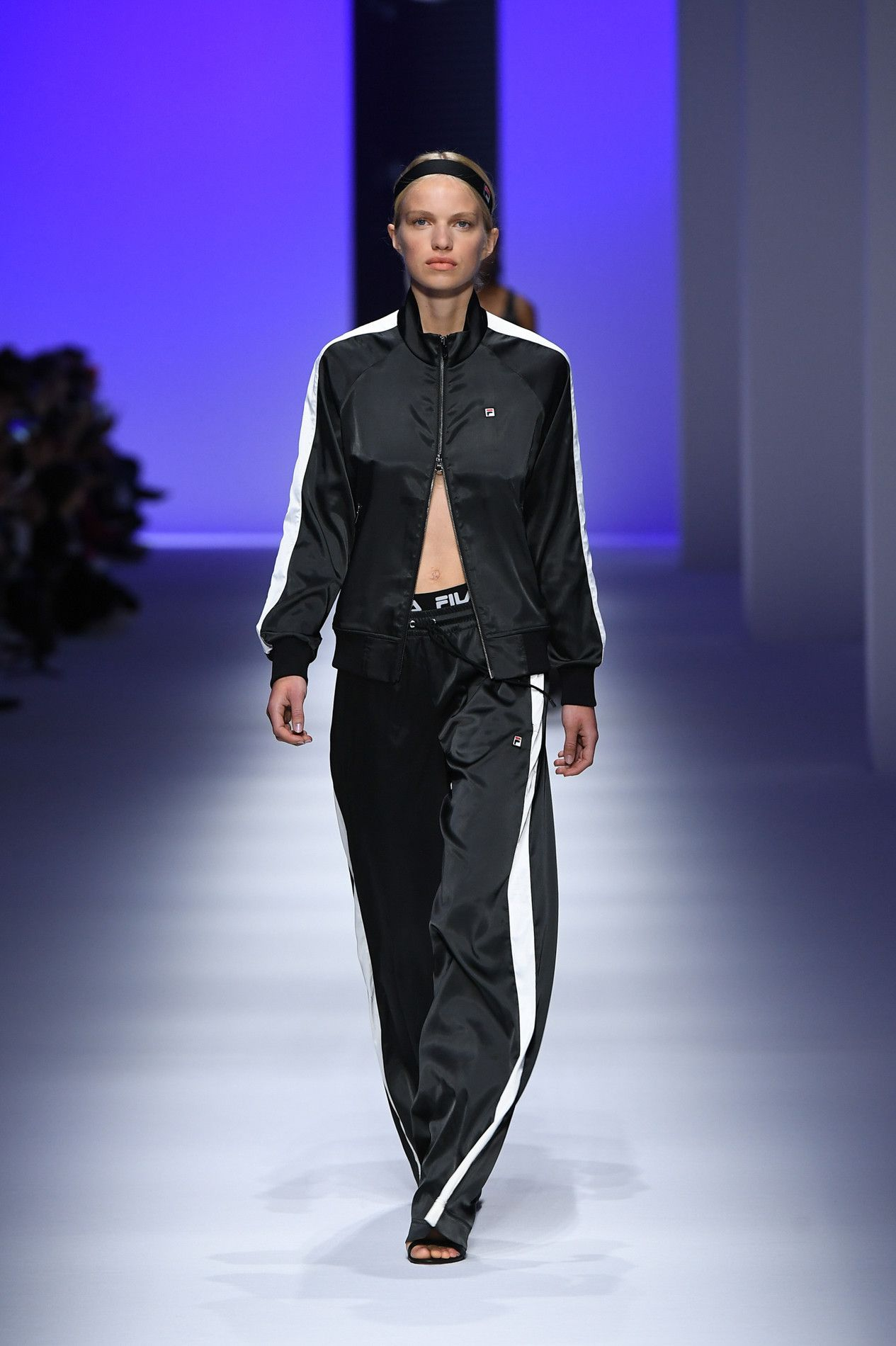 50de3e20cc6 Fila ... #Milan #MFW #fashionweek #fashion #SS19 #RTW #Fila   my ...