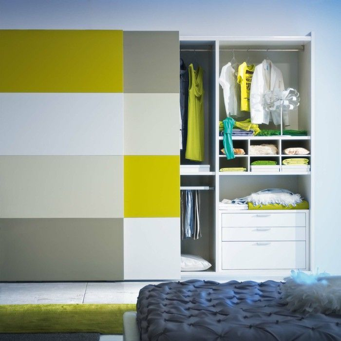 Wardrobe With Sliding Doors 55 Modern Wardrobes For
