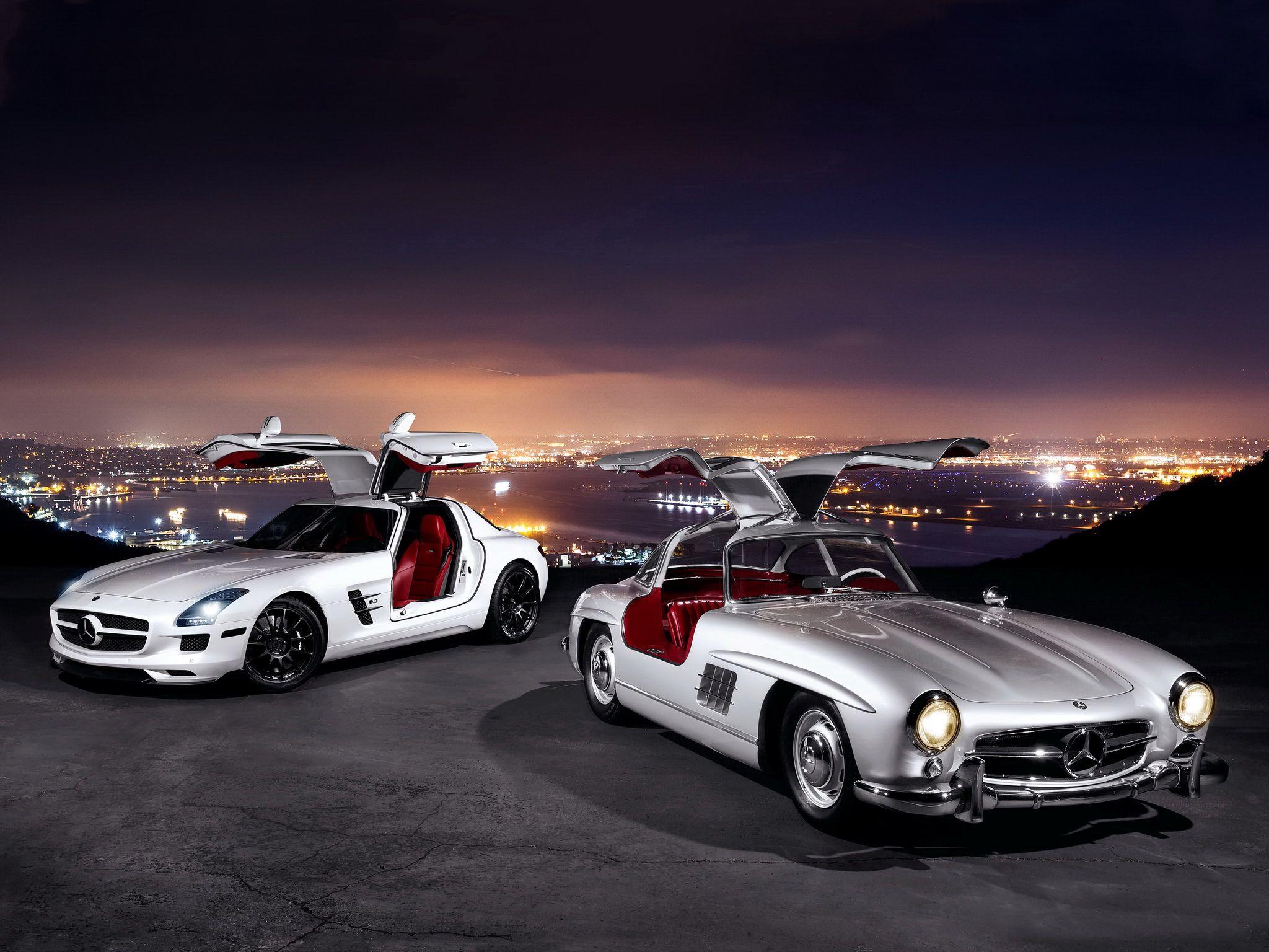 Mercedes sls old or new you decide carflash